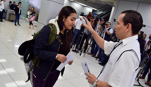 Autoridades dan a conocer medidas contra enfermedad de conavirus