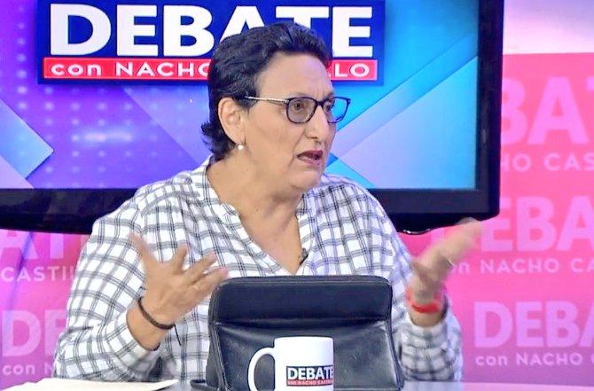 Lorena Peña sobre su trabajo como asesora en la Asamblea: «¡¿Qué les importa!?»