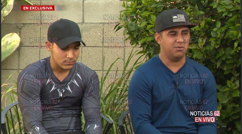 Dos desertores de Banda El Salvador Grande como su Gente dicen temer por su vida y la de su familia