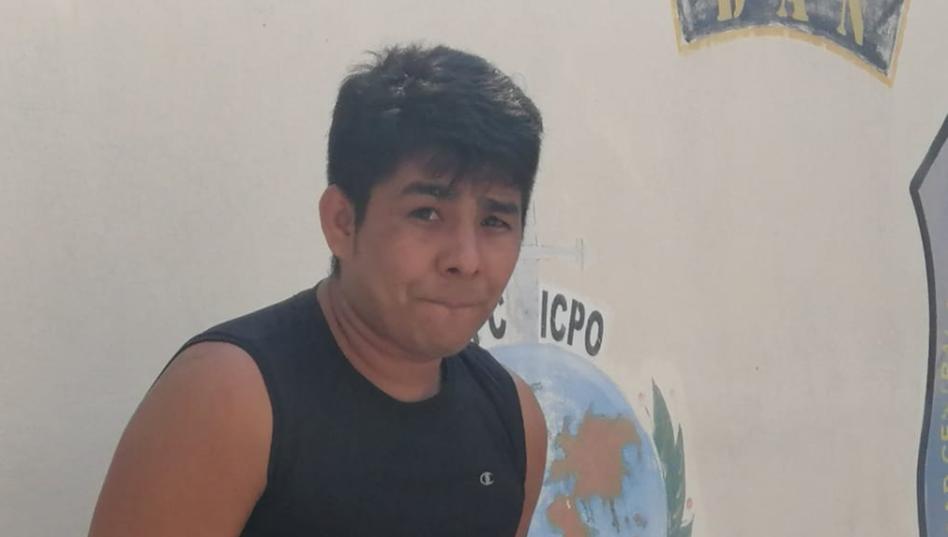 Capturan a cabecilla de pandillas en San Martín.