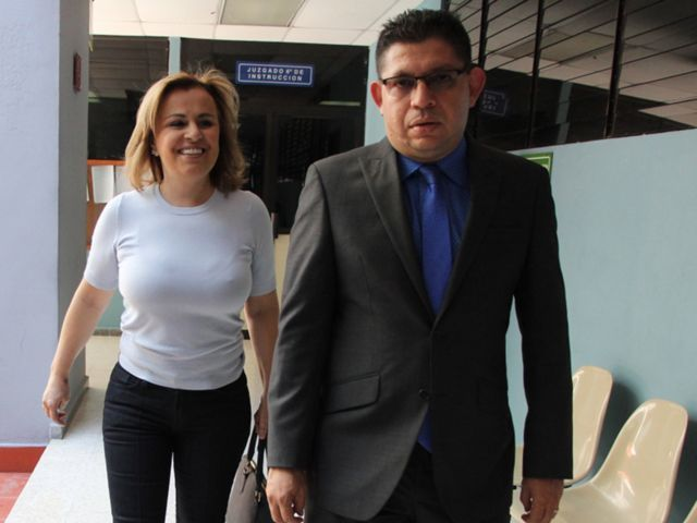 Sala admite habeas corpus a Vanda Pignato para revisar legalidad de su arresto por caso Saqueo Público