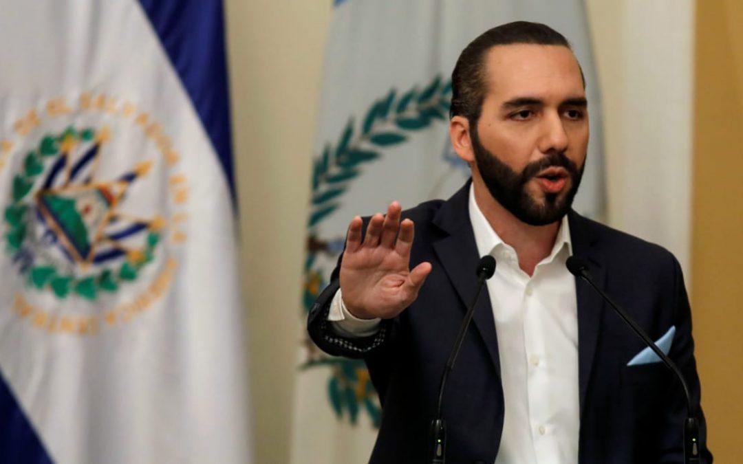 El Salvador termino este pasado lunes sin asesinatos, confirma Bukele