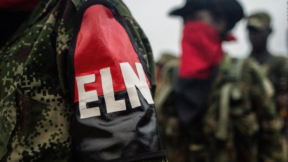 Paro armado del ELN en Colombia