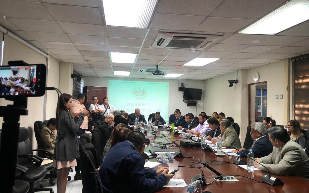 COMISIÓN DE HACIENDA PIDE MAS DETALLES SOBRE HELICÓPTEROS ALQUILADOS