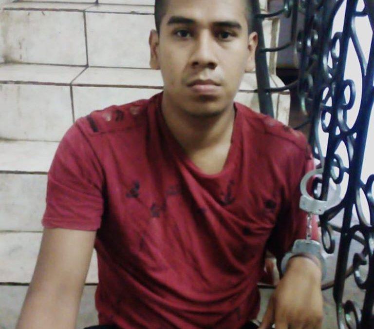 Capturan en Sonsonate a pandillero que era reclamado por las autoridades