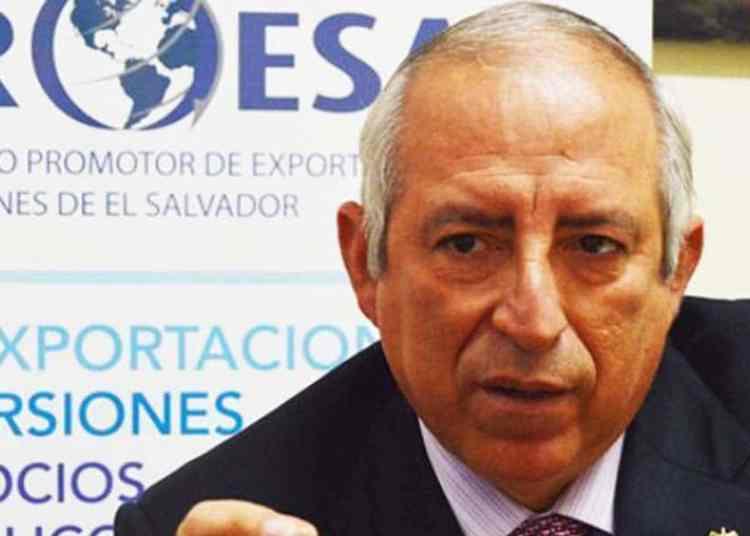 Sigfrido Reyes, es demandado por la Fiscalía General de la República por enriquecimiento ilícito