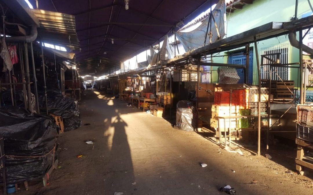 LOS MERCADOS: DEL COMERCIO A LA SOLEDAD
