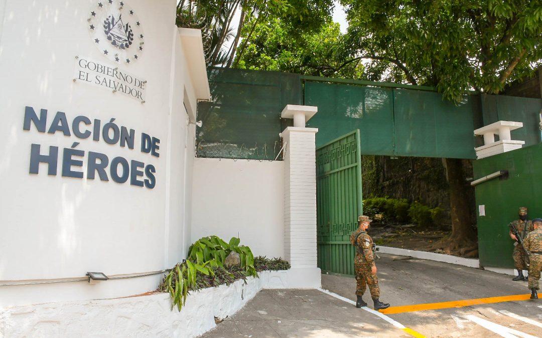 Inauguran nueva casa de descanso para personal de Salud en exResidencia Presidencial