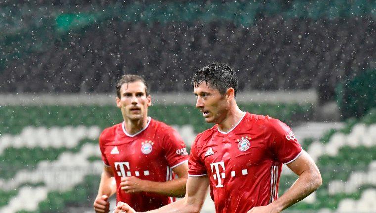 Bayern Munich, Campeón de la Bundesliga 2019-2020