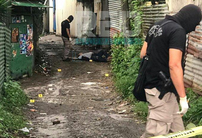 Ataque armado dejó un fallecido y dos heridos en La Cuchilla, Antiguo Cuscatlán